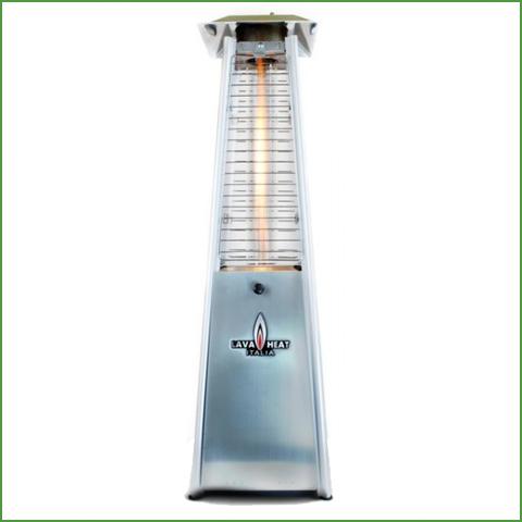 Lava Heat Italiau0027s Lava Mini 27,000 BTU Patio Heater