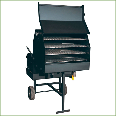 Good One Marshall Smoker This Model Is Excellent For Tailgating Bbq Compeion Teams Or Light Commercial Use Unit Has 3240 Square Inches To Smoke