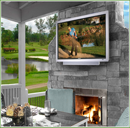 Outdoor Audio-TV's