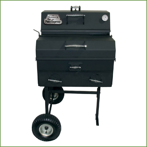 Patio Junior Smoker/Grill