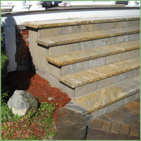 Granite U2013 Sandy Point Treads