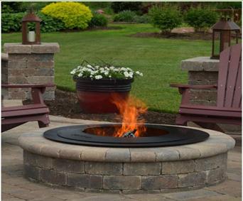 Zentro Smokeless Fire Pit