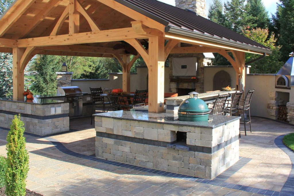 Outdoor Kitchen Cohasset, MA
