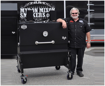Myron Mixon Smokers