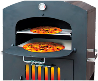 Tuscan Wood Ovens