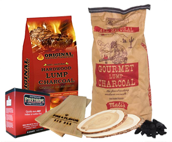 BBQ Woods/Charcoal