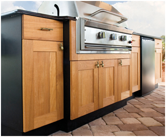 Atlantis Outdoor Cabinetry