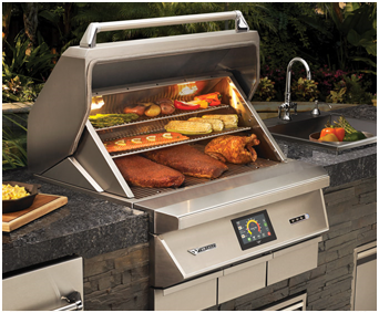 High end Luxury Grills South Shore