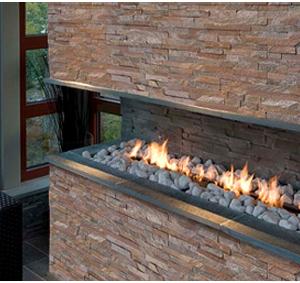 Stacked Stone Ledger Panels